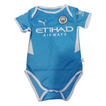 Manchester City Home Jersey 2021/22 Baby