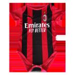 AC Milan Home Jersey 2021/22 Baby