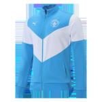 Manchester City Training Jacket 2021/22 Blue&White