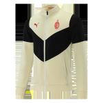 AC Milan Training Jacket 2021/22 Cream&Black