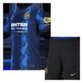 Inter Milan Home Jersey Kit 2021/22 Kids(Jersey+Shorts)