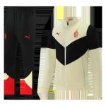 AC Milan Training Kit 2021/22 - Cream&Black