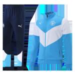 Manchester City Training Kit 2021/22 - Blue&White