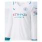 Manchester City Away Jersey 2021/22 - Long Sleeve