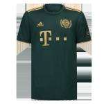 Bayern Munich Oktoberfest Fourth Away Jersey 2021/22