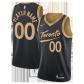 Toronto Raptors NBA Jersey Swingman 2020/21 Nike Black - City