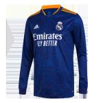 Real Madrid Away Jersey 2021/22 - Long Sleeve