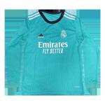 Real Madrid Third Away Jersey 2021/22 - Long Sleeve