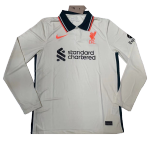 Liverpool Away Jersey 2021/22 - Long Sleeve