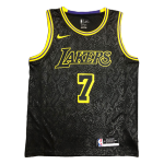 Los Angeles Lakers Carmelo Anthony #7 NBA Jersey Swingman Nike Black - City