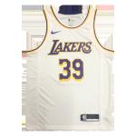 Los Angeles Lakers Dwight Howard #39 NBA Jersey Swingman Nike White - Association