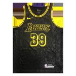 Los Angeles Lakers Dwight Howard #39 NBA Jersey Swingman Nike Black - City
