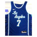 Los Angeles Lakers Carmelo Anthony #7 NBA Jersey Swingman Nike Blue - Classic