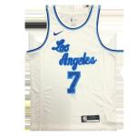 Los Angeles Lakers Carmelo Anthony #7 NBA Jersey Swingman Nike White - Classic