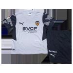 Valencia Home Jersey Kit 2021/22 Kids(Jersey+Shorts)