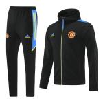 Manchester United Training Kit 2021/22 - Black (Jacket+Pants)