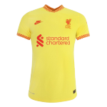 Liverpool Third Away Jersey Authentic 2021/22
