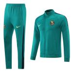 Club America Training Kit 2021/22 - Green (Jacket+Pants)