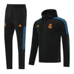 Real Madrid Training Kit 2021/22 - Black (Jacket+Pants)