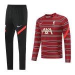Liverpool Training Kit 2021/22 - Red