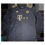 Bayern Munich Away Jersey 2021/22 - Long Sleeve