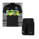 Inter Milan Third Away Jersey Kit 2021/22 Kids(Jersey+Shorts)