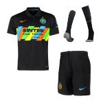 Inter Milan Third Away Jersey Kit 2021/22 (Jersey+Shorts+Socks)