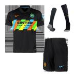 Inter Milan Third Away Jersey Kit 2021/22 Kids(Jersey+Shorts+Socks)