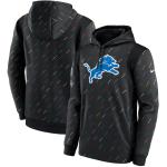 Detroit Lions Nike Black NFL Hoodie 2021