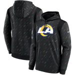 Los Angeles Rams Nike Black NFL Hoodie 2021