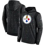 Pittsburgh Steelers Nike Black NFL Hoodie 2021