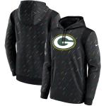 Green Bay Packers Nike Black NFL Hoodie 2021