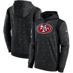 San Francisco 49ers Nike Black NFL Hoodie 2021