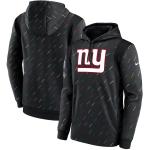 New York Giants Nike Black NFL Hoodie 2021