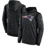 New England Patriots Nike Black NFL Hoodie 2021