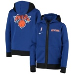 New York Knicks NBA Jersey Authentic Nike Blue
