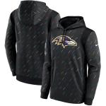 Baltimore Ravens Nike Black NFL Hoodie 2021