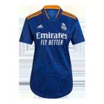 Real Madrid Away Jersey 2021/22 Women