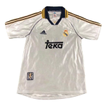 Real Madrid Home Jersey Retro 1999/00