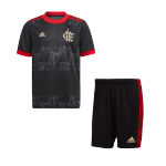 CR Flamengo Third Away Jersey Kit 2021/22