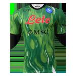 Napoli Goalkeeper Jersey 2021/22 - Green