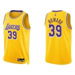 Los Angeles Lakers Dwight Howard #39 NBA Jersey Swingman 2021/22 Nike Gold - Icon