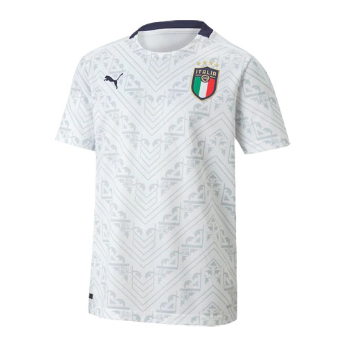 Italy Away Jersey Authentic 2020